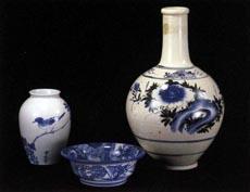 Photograph:'Hirashimizu' pottery