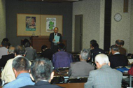 Photograph:Lectures hosted by the Circle of Friends 'Tomo-no-kai'